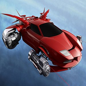 3D Flying Car Puzzle