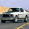American Muscle Car Jigsaw