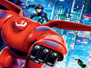 Big Hero 6 Bubble