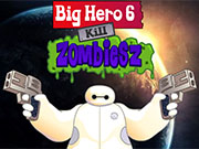Big Hero 6 Kill Zombies