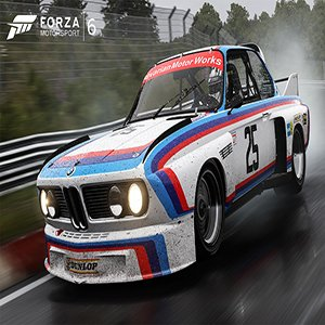 BMW 25 WM Forza Car