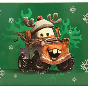 Cars Christmas Time Jigsaw