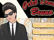 Celeb Dress up Bruno Mars
