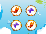 Cute Butterfly Memory Game
