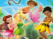 Disney Fairies-Hidden Numbers