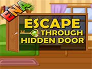 Escape Through Hidden Door
