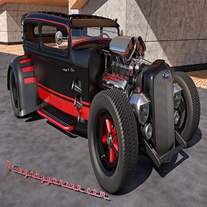 Ford Custom Hot Rod