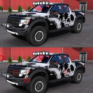 Ford Truck Differences
