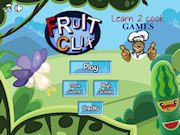 Fruit Clix Game