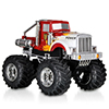Iphone Controlled Monster Truck