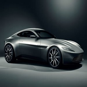 James Bonds Aston Martin