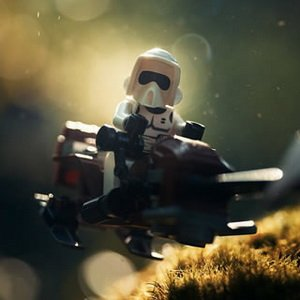 Lego Love Of Star Wars