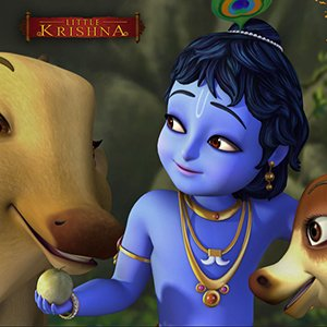 Little Krishna Puzzle