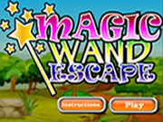Magic Wand Escape