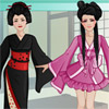 Makeover Studio - Geisha Girl