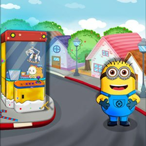 Minions Toy Machine