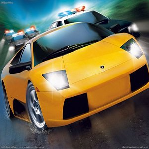 Need for Speed Yellow Beest