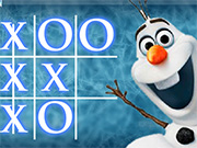 Olaf Noughts & Crosses