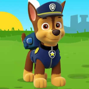 PAW Patrol Chase Puzzle