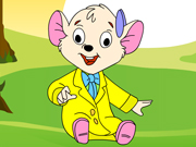 Pretty Cartoon Coloring  Category: Coloring