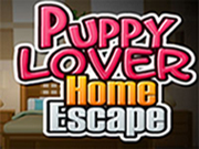 Puppy Lover Home Escape