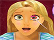 Rapunzel Eye Doctor