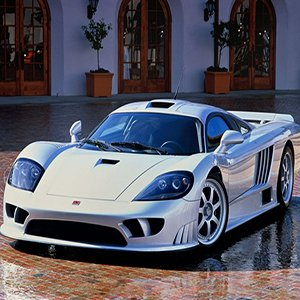Saleen S7 Twin Jigsaw