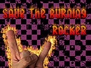 Save The Burning Rocker