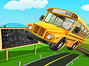 School Bus Parking Frenzy