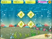 Sea Fish Memory Game