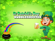 St. Patricks Day Bubble Shooter