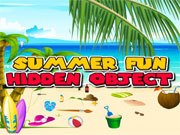 Summer Fun Hidden Object