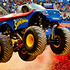 SuperHero Monster Jam Truck