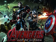 The Avengers Age of Ultron - Hidden Letters